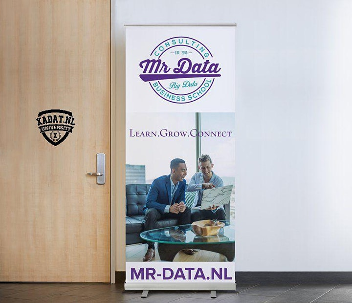 IT project certification course MR DATA BUSINESS  SCHOOL in Kiezersgracht88 image
