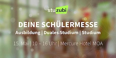 Stuzubi Berlin - Karrieremesse zur Berufsorientierung billets