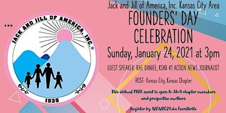 Jack and Jill of America, Inc. Kansas City Area Founders' Day Celebration tickets