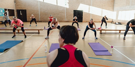 Unlimited Online Group Exercise Sessions January 2021 tickets