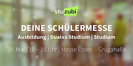 Stuzubi Essen - Karrieremesse zur Berufsorientierung Tickets