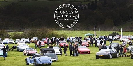 The Great North Classic Car Show 2021 tickets