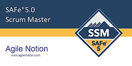 SAFe 5.0 Scrum Master Certification Course - Houston/Online tickets