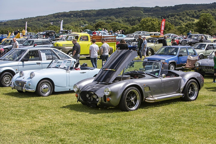 The Great North Classic Car Show 2021 image