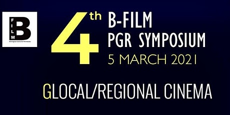 B-Film: 4th Annual PGR Symposium tickets