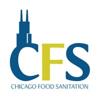 Food Service Sanitation Class ServSafe and City of Chicago Licenses