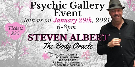 Steven Albert: Psychic Medium Gallery Event  The Body Oracle tickets
