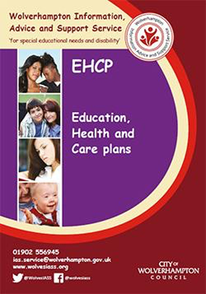 EHCP - Annual Reviews image