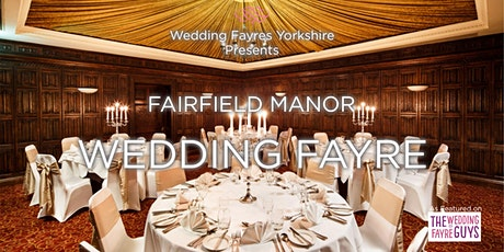 Mercure York Fairfield Manor Wedding Fair tickets