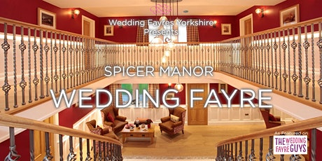 Spicer Manor Wedding Fayre tickets