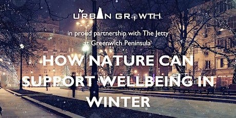 #NatureisTherapy: How Nature Can Support Wellbeing in Winter tickets