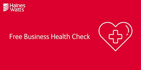 Free Business Health Check tickets