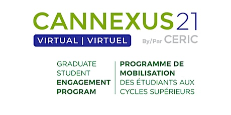 Cannexus 2021 GSEP Invitation tickets