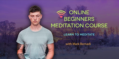 Learn to meditate  - booking for individual sessions tickets