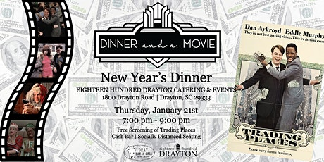 Dinner and a Movie: Trading Places tickets