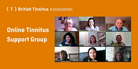 Tinnitus Support Group tickets