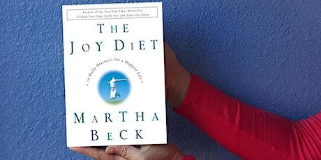 What's Next? Book Club - The Joy Diet tickets