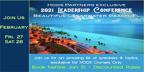 HODS Leadership Academy tickets