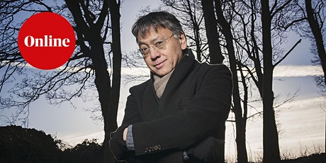 An evening with Kazuo Ishiguro bilhetes