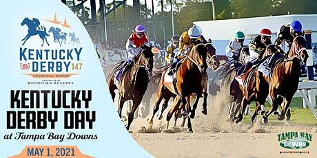 Kentucky Derby Day 2021 tickets