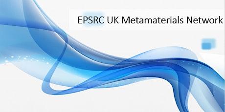Flexible & conformable metasurfaces & the UK Metamaterials Network tickets