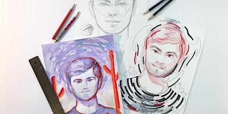 Virtual Vision Kids: Imaginative Portraits - PM tickets