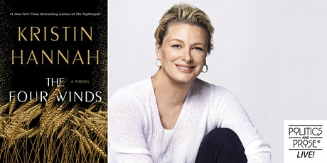 P&P Live! Kristin Hannah | THE FOUR WINDS with Jess Walter tickets