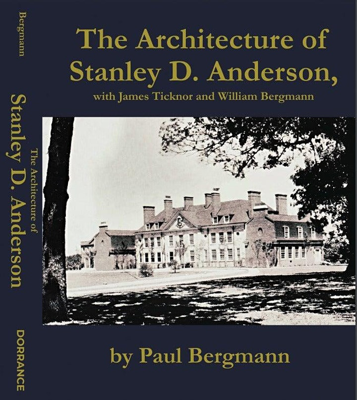 The Architecture of Stanley D. Anderson & Associates with Paul Bergmann image
