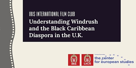 Understanding Windrush and the Black Caribbean Diaspora in the U.K. tickets