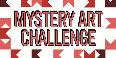 Mystery Art Challenge: Contemporary Patterns tickets