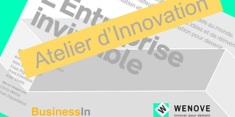 Atelier d'Innovation pour PME tickets
