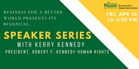 Speaker Series with Kerry Kennedy tickets