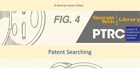 Introduction to Patent Searching tickets