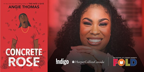 Angie Thomas presents Concrete Rose tickets