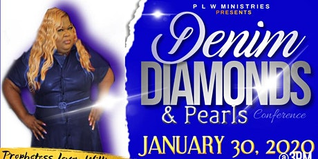 Denim Diamonds Pearls Conference tickets