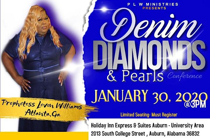 Denim Diamonds Pearls Conference image