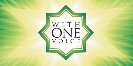 With One Voice Choral Festival tickets