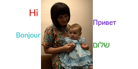 The best start for a bilingual child: a workshop for new parents tickets