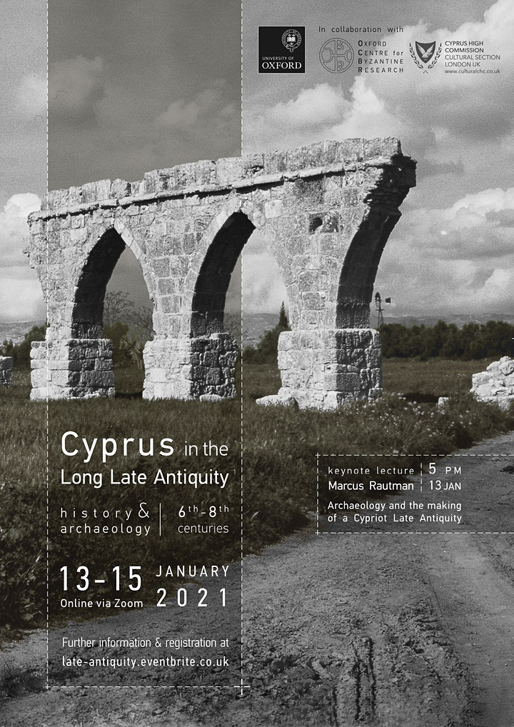 Cyprus in the Long Late Antiquity image