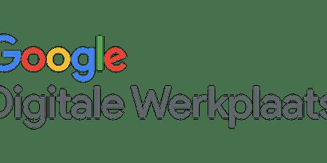 Google: Hoe kies je de juiste kanalen voor jou online marketingstrategie? tickets