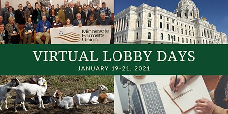 Minnesota Farmers Union Virtual Lobby Days tickets