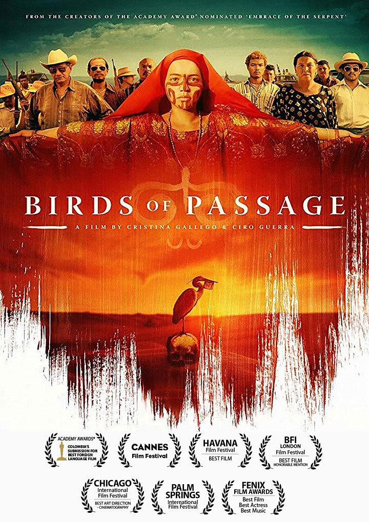 Latin American Film Fest: BIRDS OF PASSAGE image