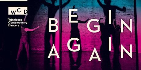 Begin Again by Jera Wolfe tickets