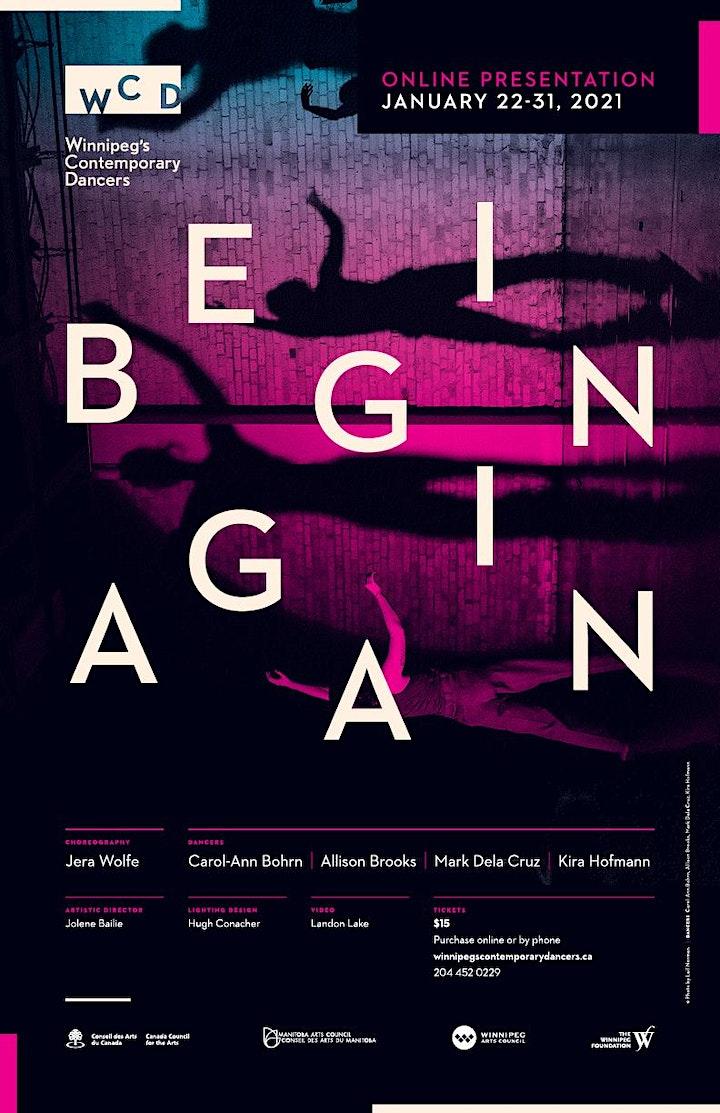 Begin Again by Jera Wolfe image