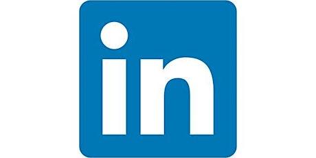 LinkedIn Training Webinar,  1/26/21 from 9:30am to 11:30am tickets