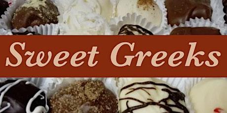 Sweet Greeks tickets