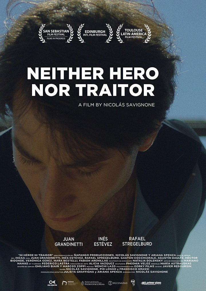 Latin American Film Fest: NEITHER HERO NOR TRAITOR image