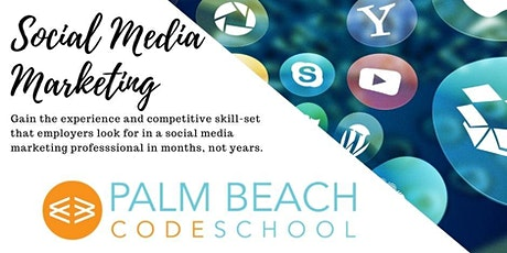 Social Media Marketing Specialist: Virtual Information Session tickets