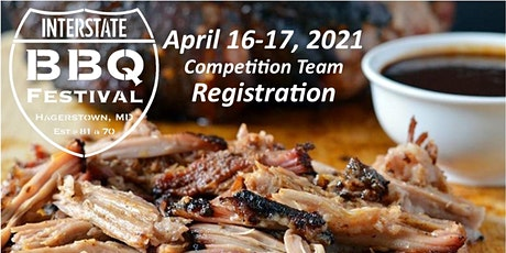 Interstate BBQ Festival 2021 Team Registration DAY 1 tickets