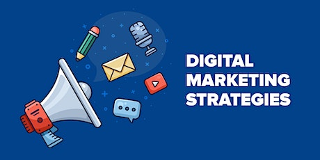 Marketing Strategy | Discover The 3 Best Digital Marketing Strategies. tickets